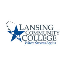 lansing community college intern partner for michigan hr day 2017 logo