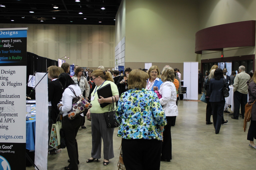 Michigan HR Day 2015 Lansing Center Michigan